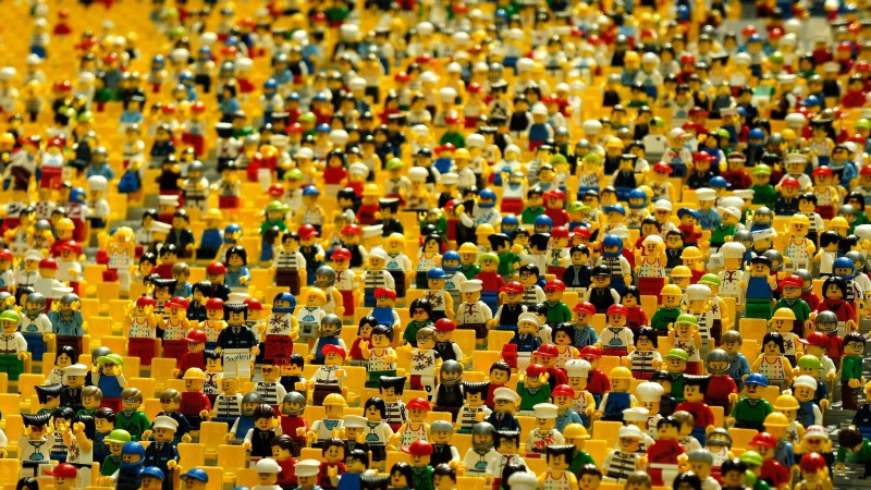 Community Design Lyvly Lego