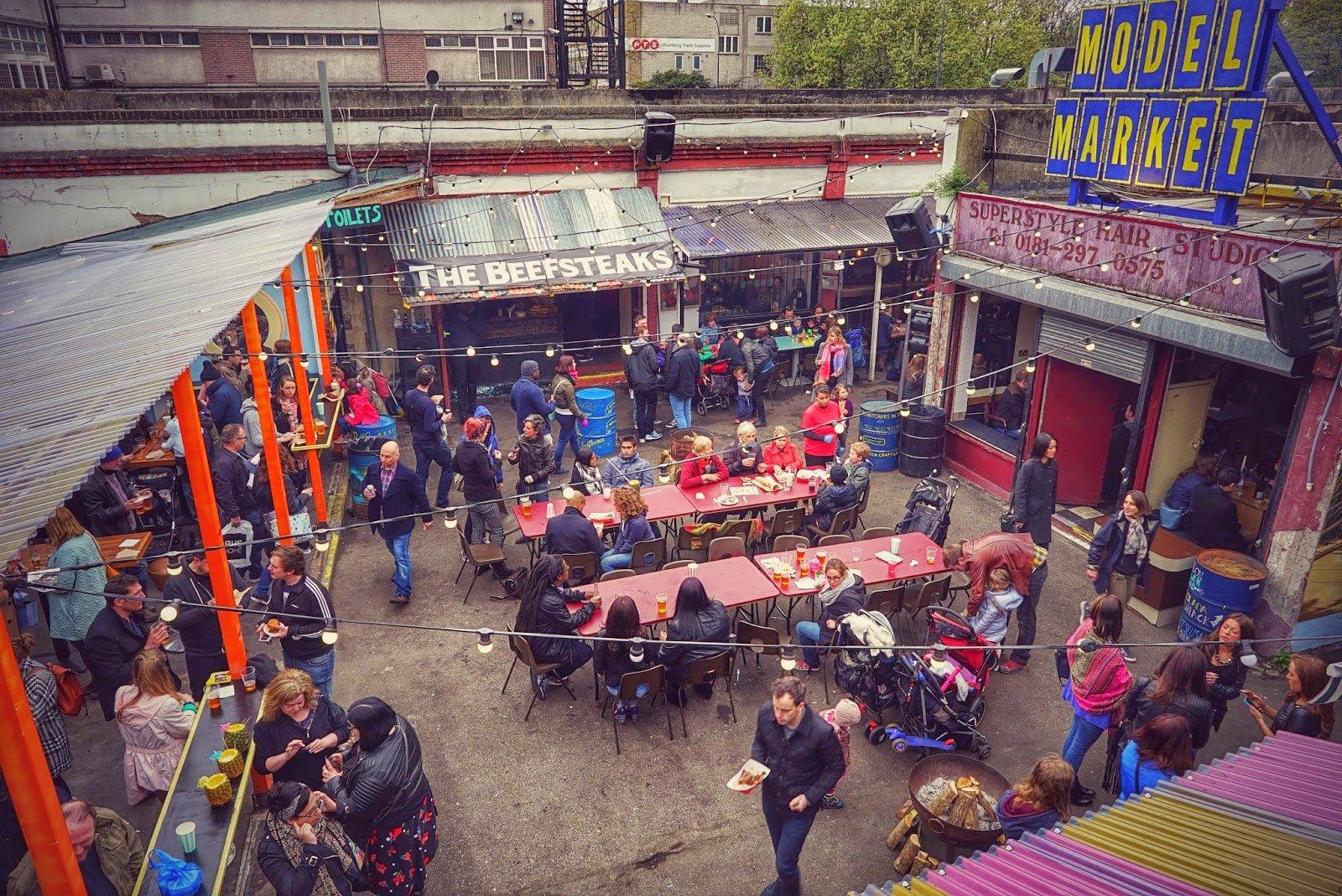 Street Feast's Model Market