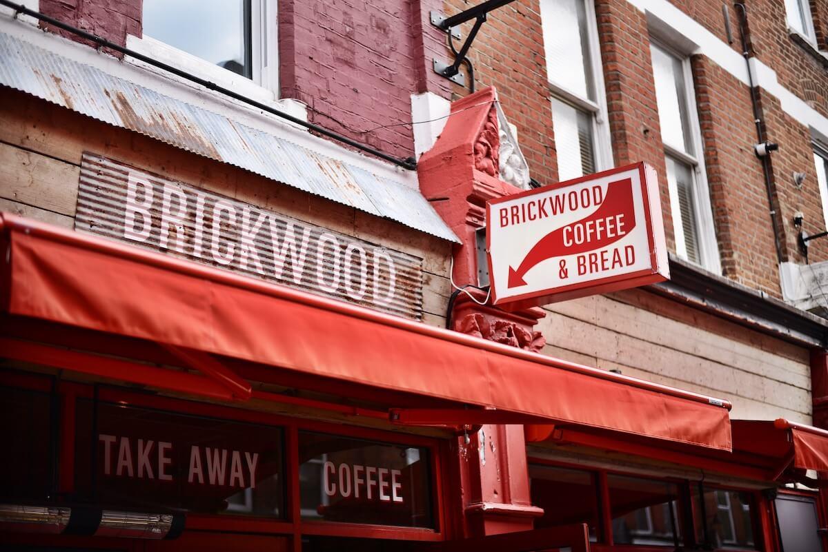 Brickwood cafe