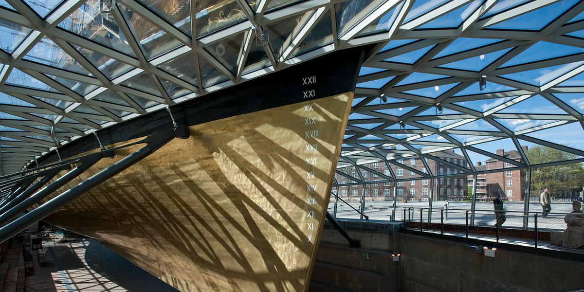 "Cutty Sark - the ""really big boat"""