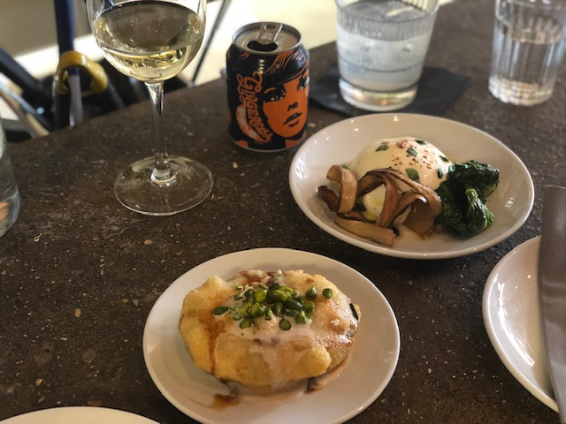 Small plates at Popolo