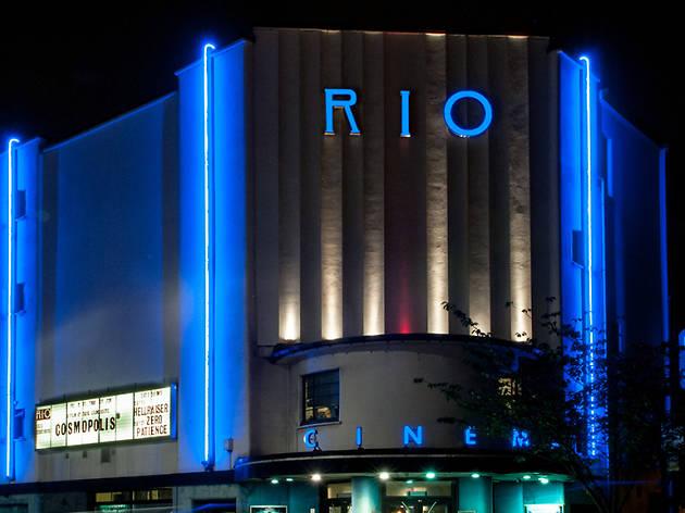 Local institution Rio cinema