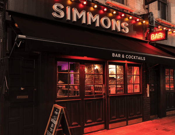 Simmons bar